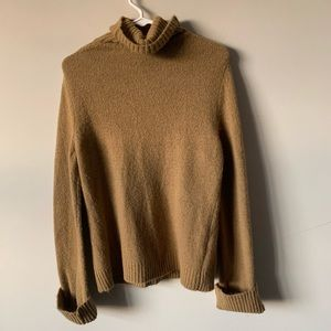 Express Sweaters - Vintage Express cowl neck embellished sweater